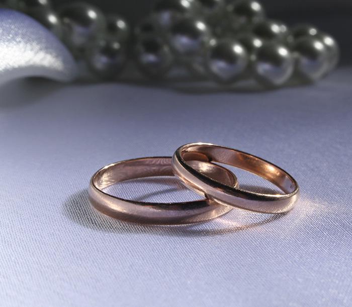 Hochkarätige Eheringe bei Juwelier Pfeffel in Neulengbach