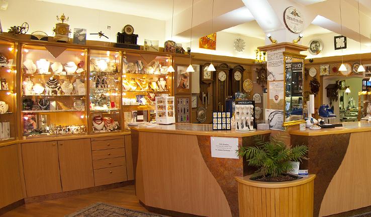 Unser Juweliersgeschäft in Neulengbach