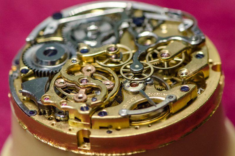 Uhrmacherwerkstatt bei Juwelier und Uhrmachermeister Pfeffel in Neulengbach