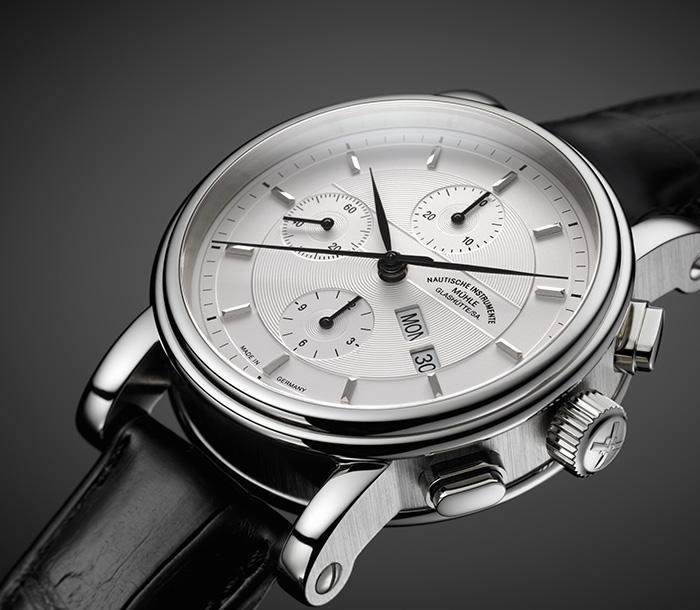 Exklusive Uhren von Mühle Glashütte finden Sie bei Juwelier und Uhrmachermeister Pfeffel
