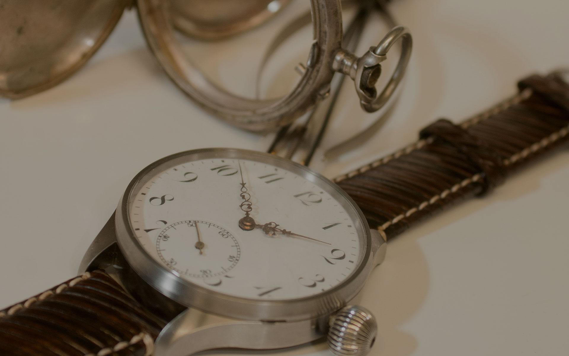 Ausgezeichneter Service dank zertifizierter Uhrenwerkstatt bei Juwelier Pfeffel